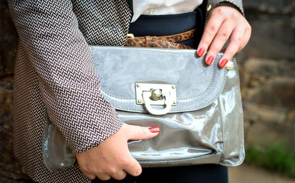clutch - bolsa de mão