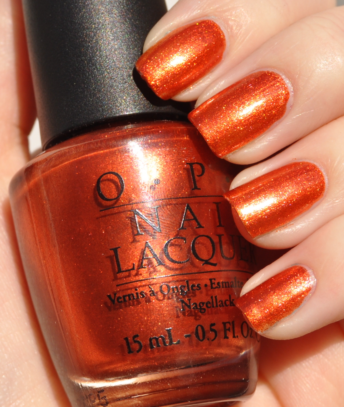Paleberry: Burnt Orange