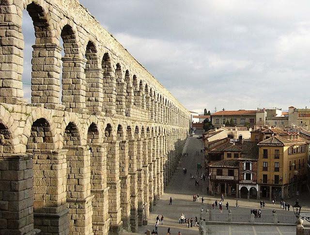 Drains Segovia