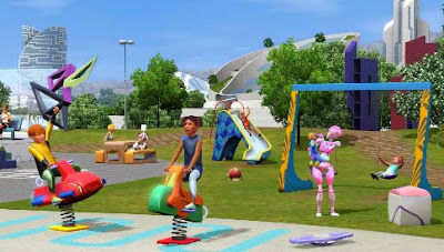 Free Download Games The Sims 3 Into the Future Full Version For PC