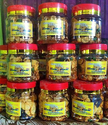 TAWARAN MENJADI DROPSHIP AGEN 2015 BAGI PRODUK DIET SNEK CRUNCHY FLAKES by QK