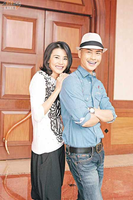 Yoyo Mung Kevin Cheng Only You TVB