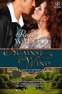 Blog Tour: Excerpt/Promo + Giveaway – Against the Wind by Regan Walker