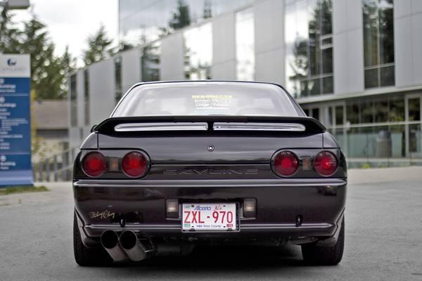 R32 Nissan Skyline Gts T Auto Restorationice