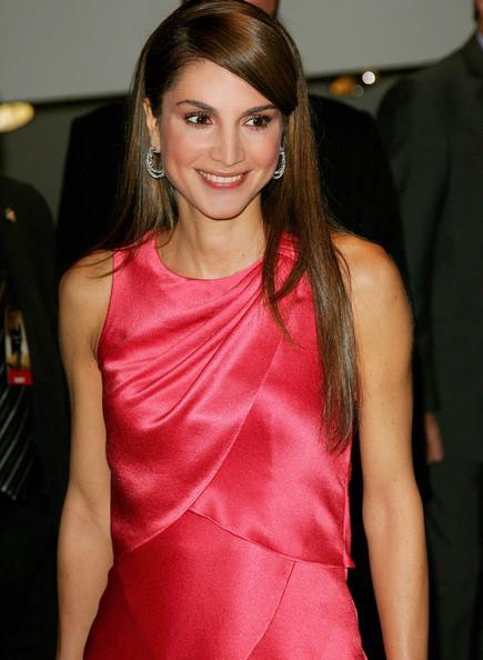 queen rania al abdullah of jordan she is married to king abdullah ii    Queen Rania Al Abdullah Husband
