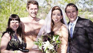 Bogel Dalam Majlis Perkahwinan