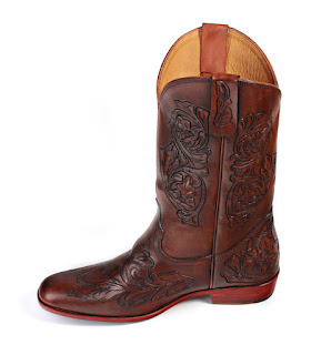 elevator shoes luxury cowboy boots
