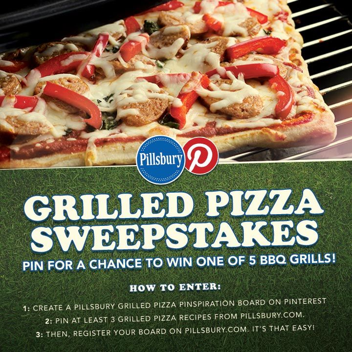 Pillsbury sweepstakes
