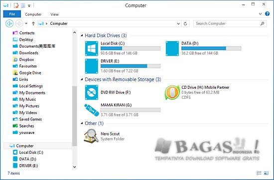Metro Skin Pack 4.0 For Windows 7 & 8 3