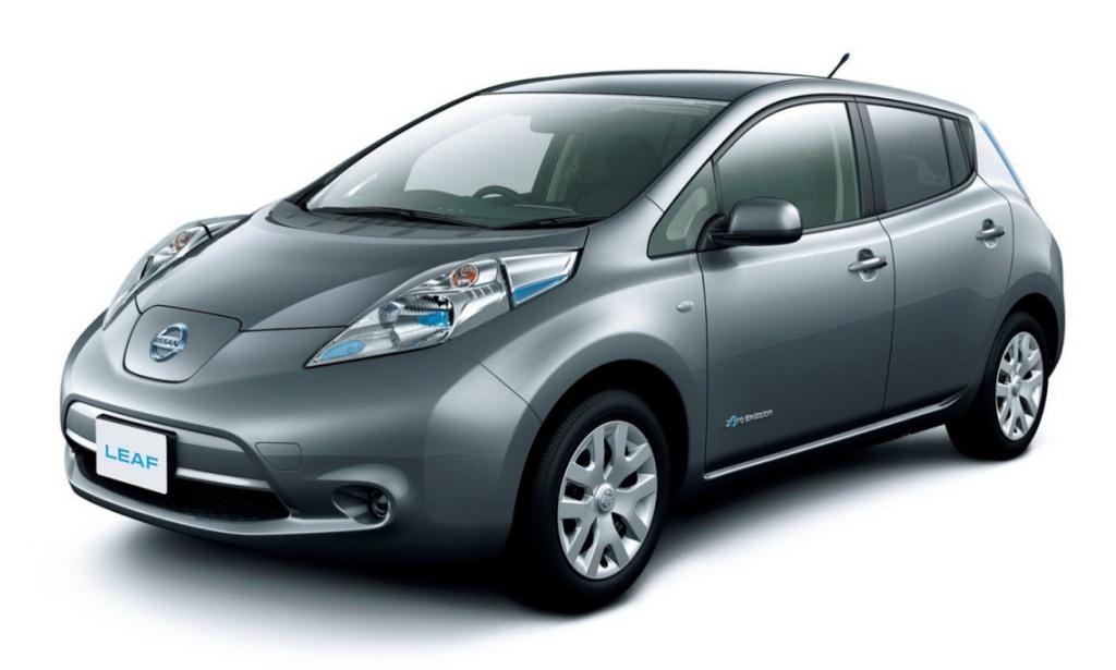 Menos peso, más eficiencia: Nissan Japón actualiza al Leaf ...