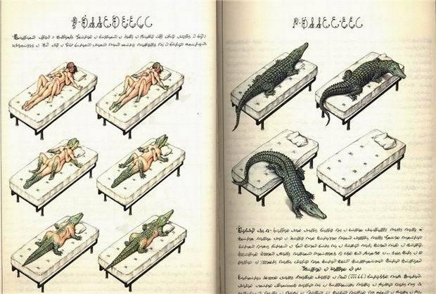 El misterioso libro que nadie puede leer o descifrar Codex Seraphinianus