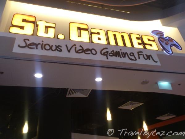 St Games @ Bugis+