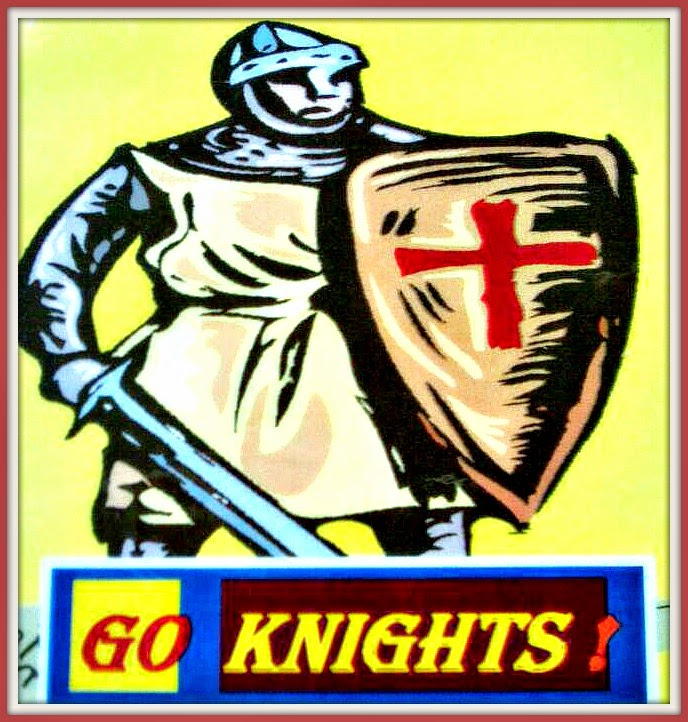,GO KNIGHTS ! re CALVIN COLLEGE    011515