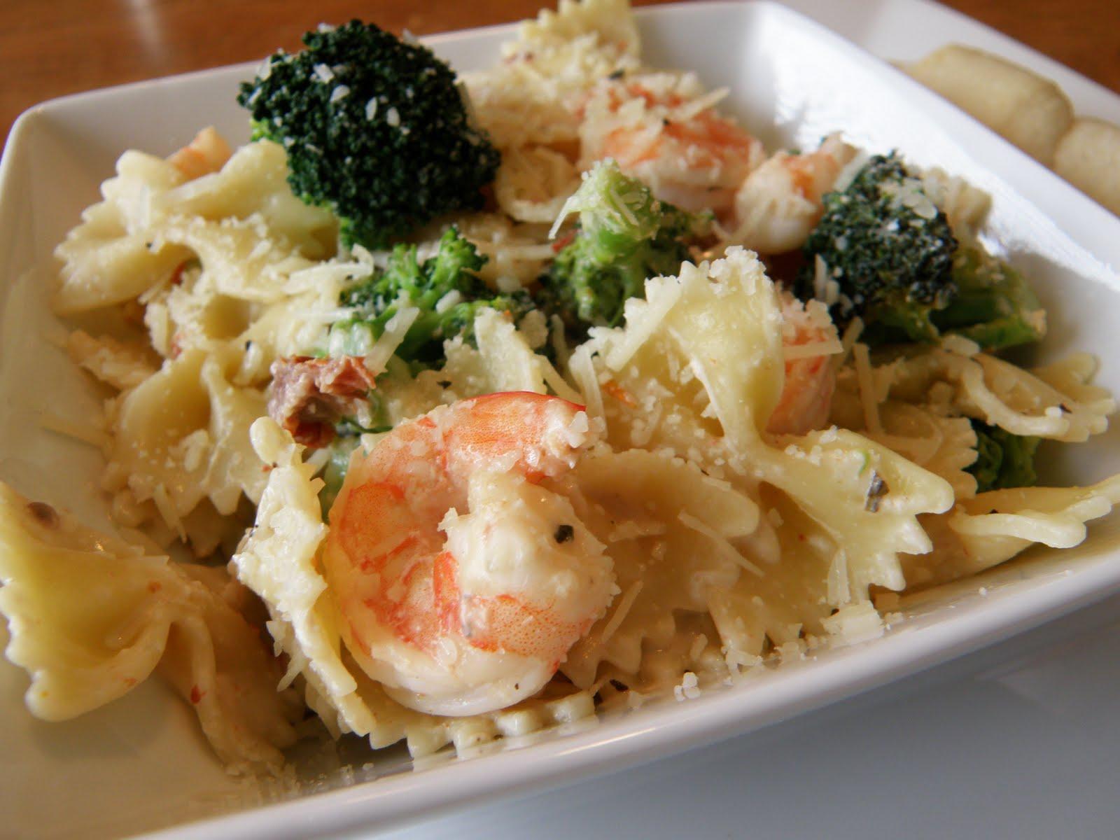 Taste Every Season Shrimp Broccoli And Sun Dried