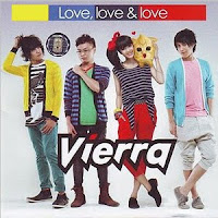 Vierra - Love, Love and Love