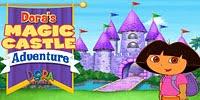 Игра Приключения Доры в заколдованном замке