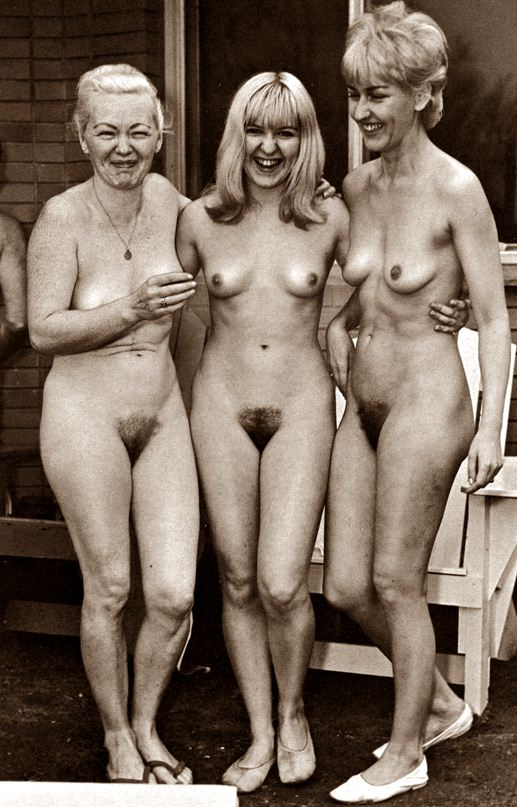 nude mom daughter vintage