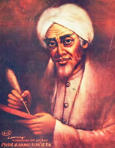 sejarah K.H. Ahmad Rifa'i rifa'iyah