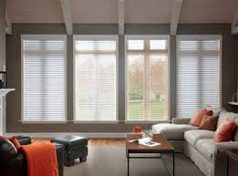 Home Depot faux wood blinds