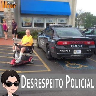 Pocket Hobby - www.pockethobby.com - Hobby News - Desrespeito Policial nos Estados Unidos da América