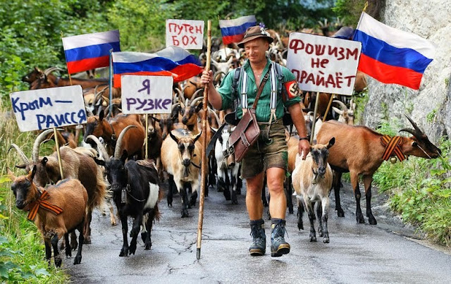 Чиновники Путина напрямую управляют оккупированным Донбассом, - Bild - Цензор.НЕТ 5059