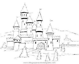 Dibujos de Castillos