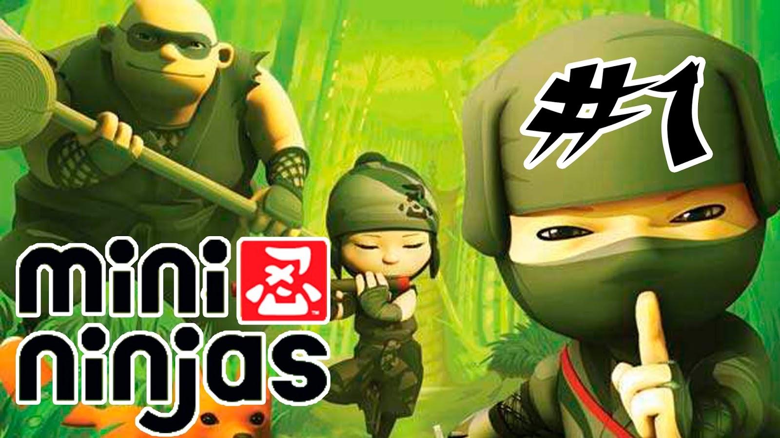Mini Ninjas v2.2.1 Apk Mod [Dinero / Desbloqueado]