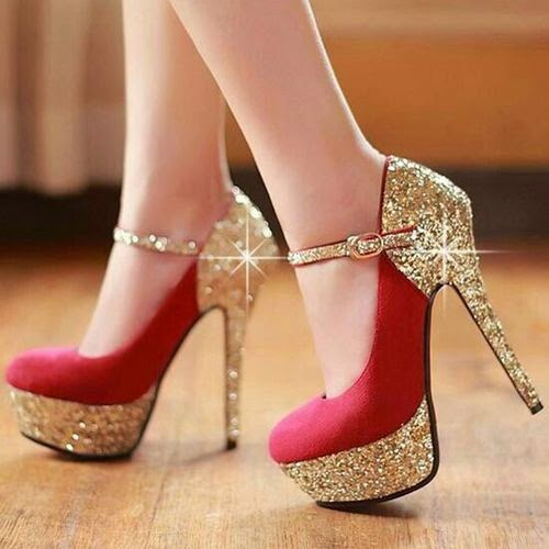 This High Heel Is Looking So Stylish And Beautiful High Heels Are Now Usually Worn Only By Girls And Women It Can Wear In Parties And Weeding Ceremonies