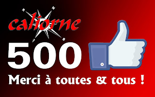 Caliorne 500 likes