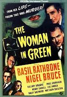 Portada Sherlock Holmes y la mujer de verde