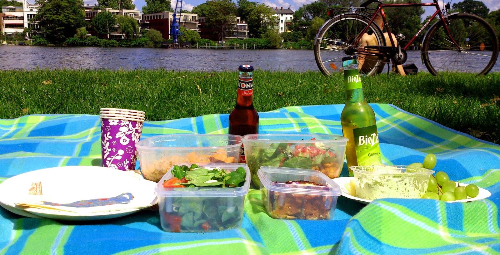 Tässä loistavat eväät kesäiselle piknikille.