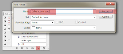 action2 Mengenal dan membuat Action di Photoshop
