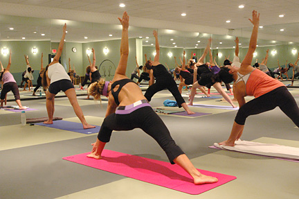 What is bikram yoga – hot yoga weight loss results or benefits