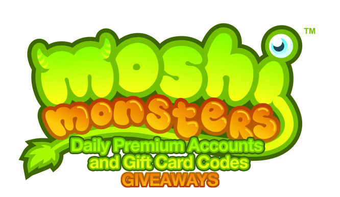 Moshi Monsters Free Premium Accounts and Codes!