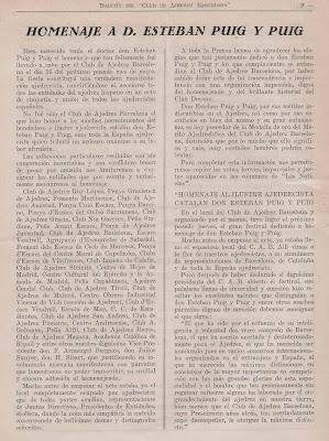 Texto del homenaje al Dr. Esteve Puig i Puig (1)