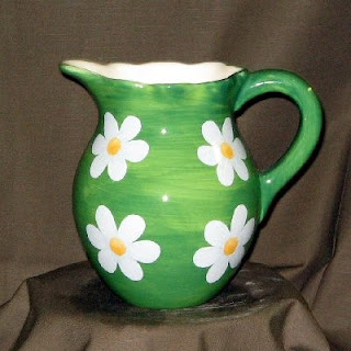 Buy a Happy Daisies Pitcher