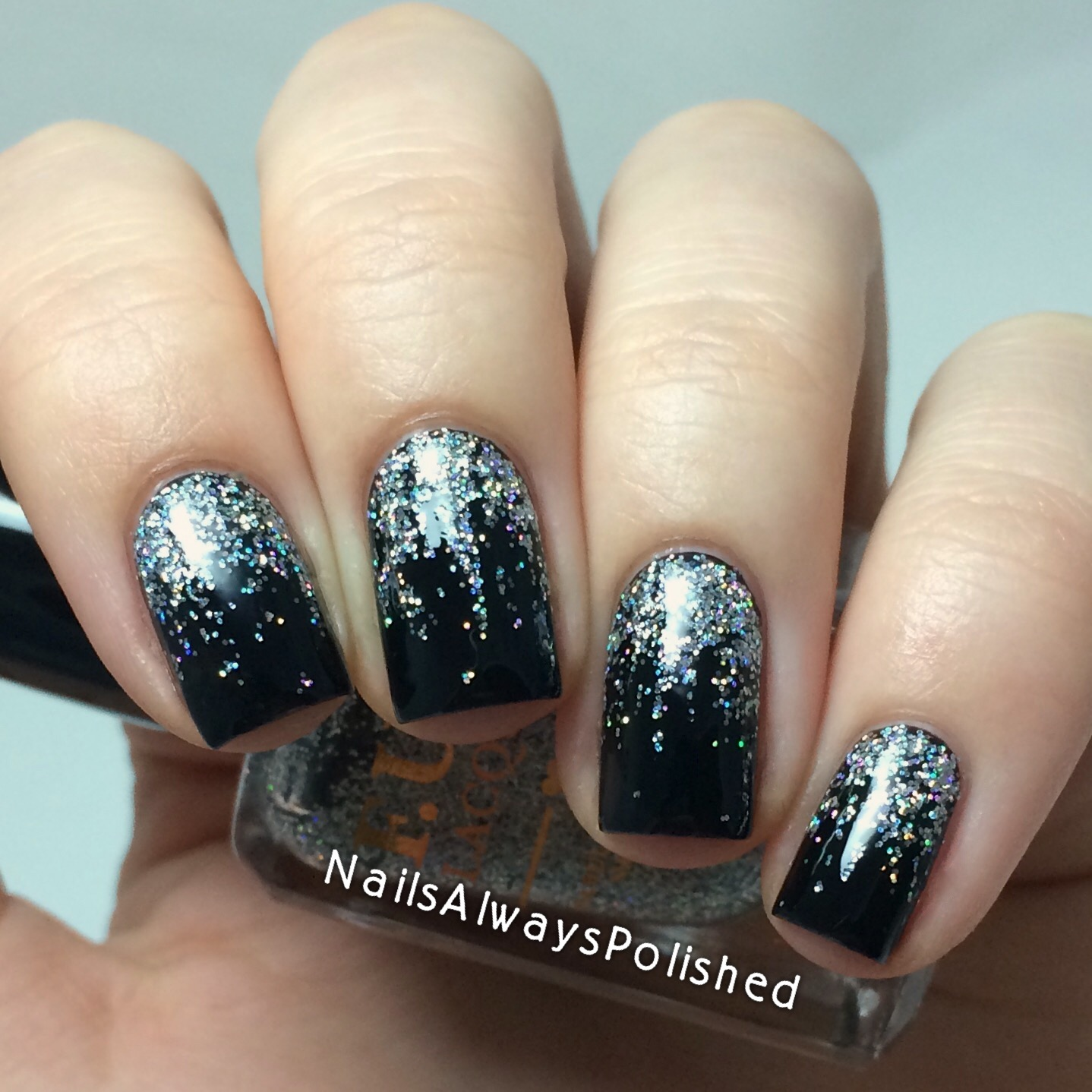 Nails Always Polished: New Year\'s Eve