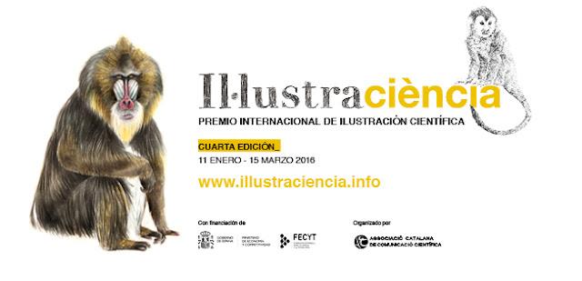 Premio internacional de Ilustración Científica - 4ª Edición.