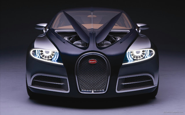 Bugatti 16 c Galibier Concept in Dubai