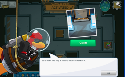 Club Penguin Operation Crustacean Cheats Gamma Shields