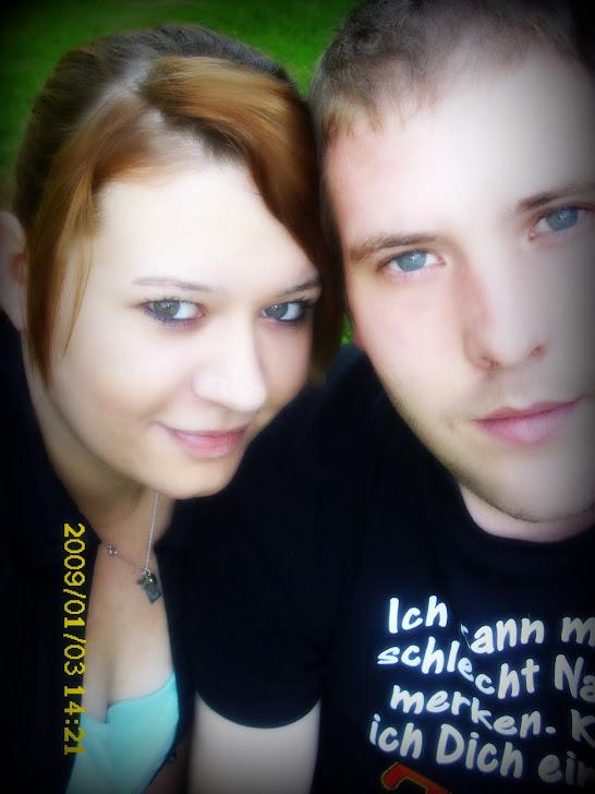 Ich und mein Schnuckiii ^^ Lieb dich :*