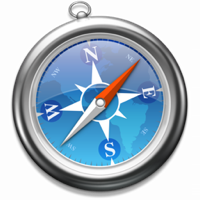 Safari Web Browser v5.1.7 untuk Windows
