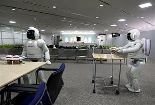 Gambar Robot ASIMO