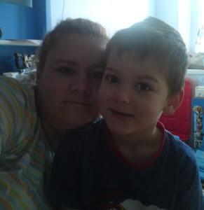 Mama i Mikołajek