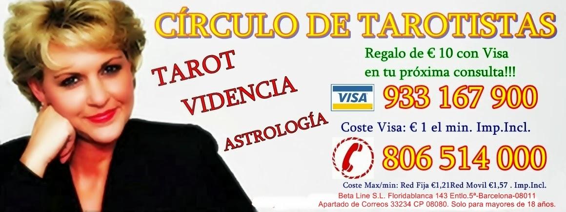 Círculo de Tarotistas, TAROT Y VIDENCIA