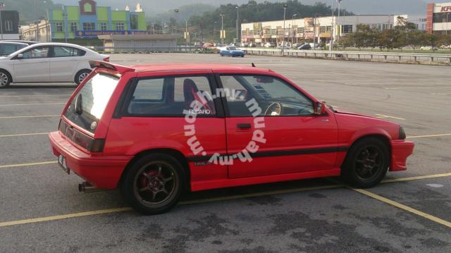 Motoring Malaysia Spotted For Sale 1984 Honda Civic 16m The