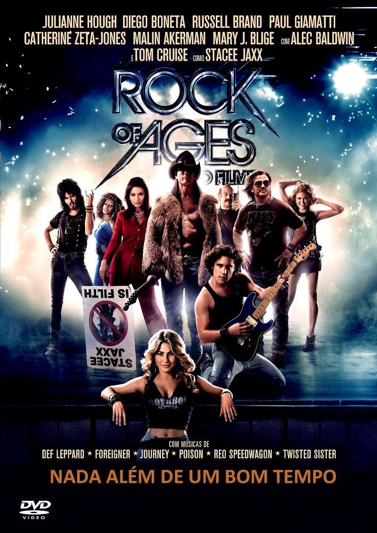 Rock of Ages: O Filme – Dublado