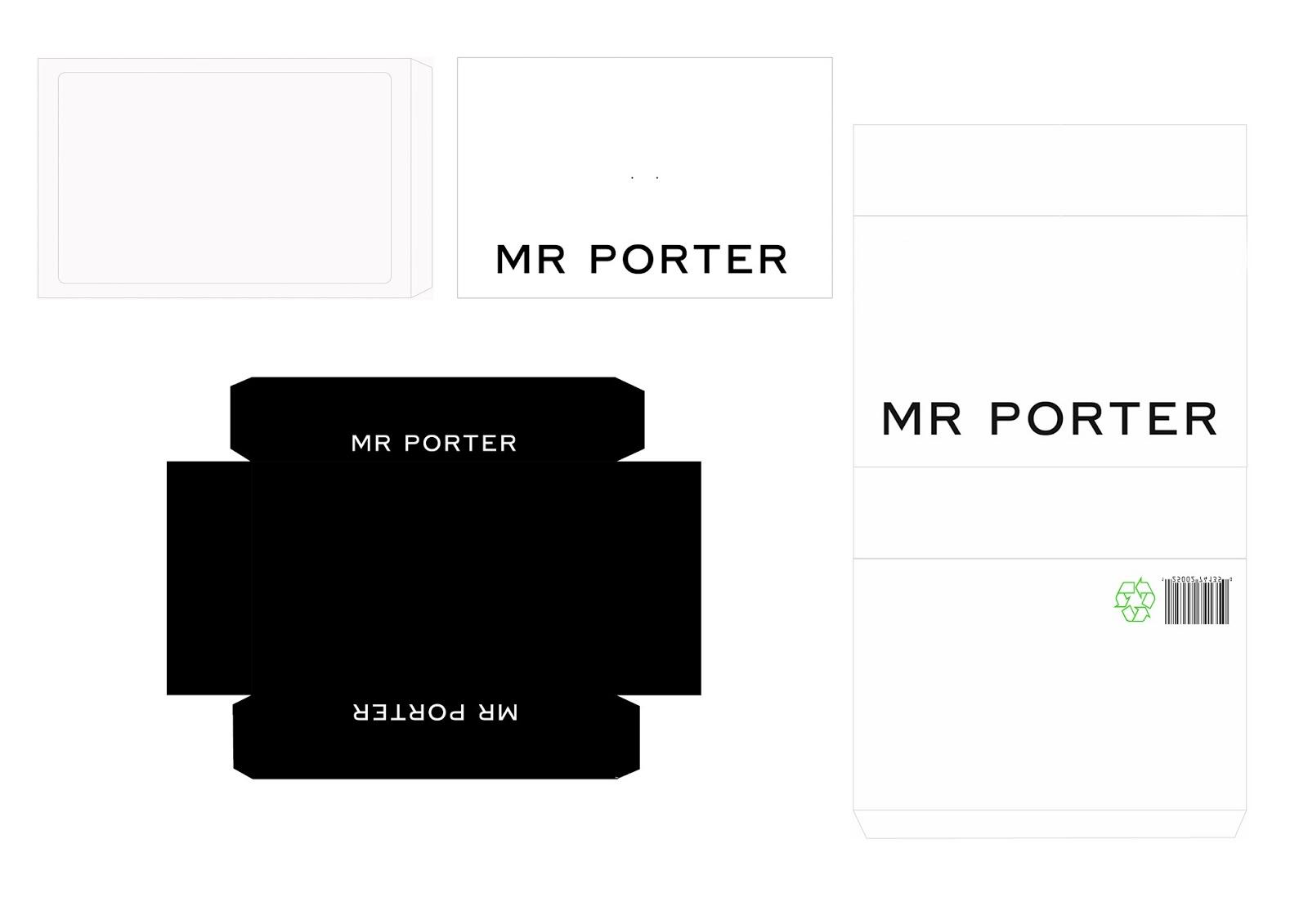 Marcc420 what i need in portfolio for Mr porter logo