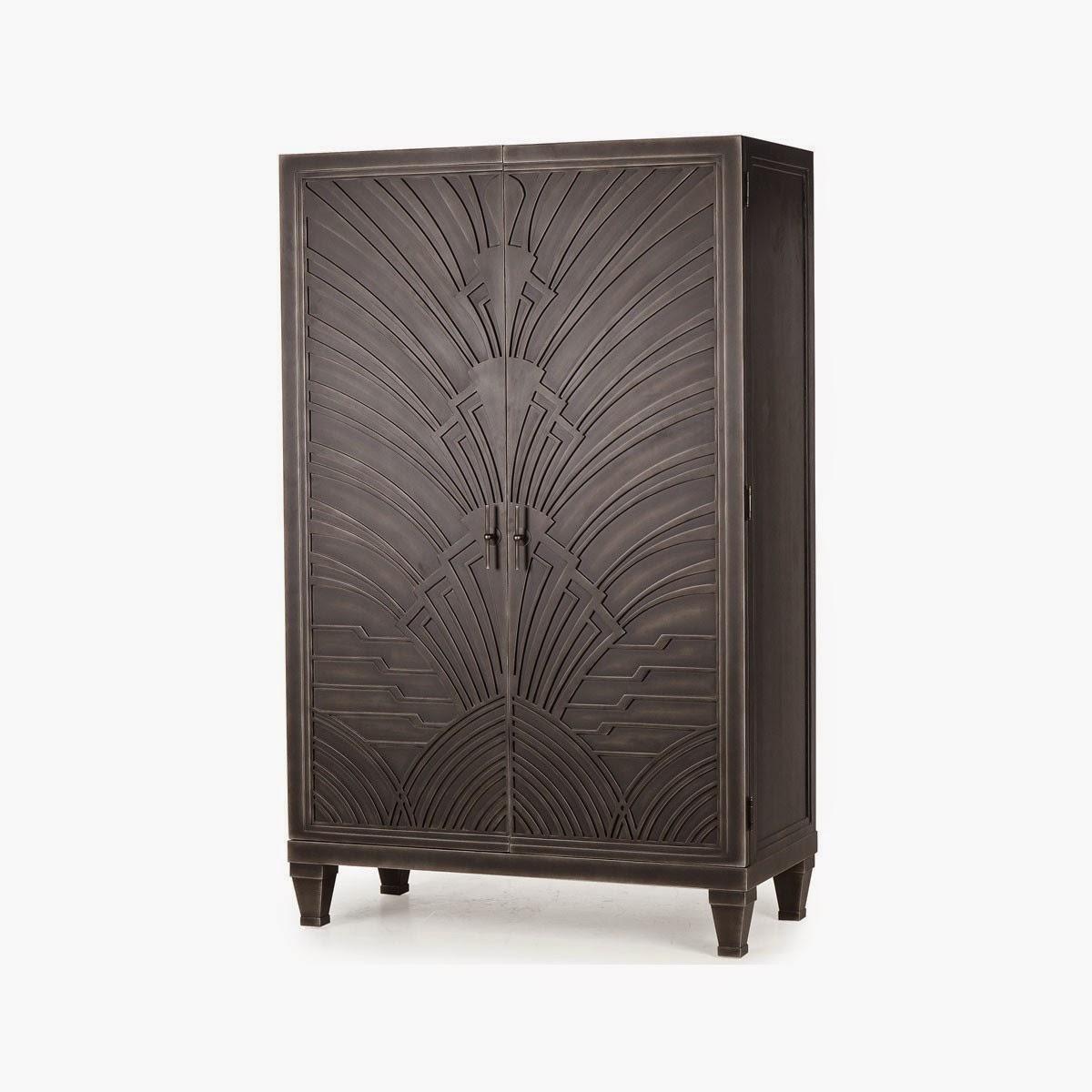Darya girina interior design march 2015 - Andrew Martin Josephine Cabinet