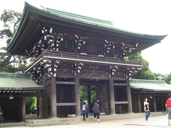 Alberta/Japan Network: Meiji Shrine (明治神宮)